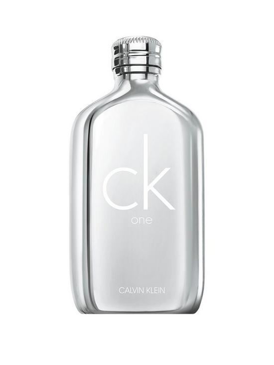 Calvin Klein Ck One Platinum Limited Editon 100ml Eau de Toilette ... 29153ce9bb