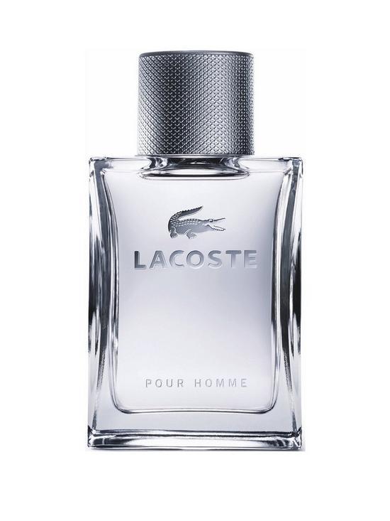 the best attitude 49566 5026c Lacoste Pour Homme 100ml Eau de Toilette