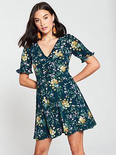 oasis-oasis-madeleine-floral-jersey-skater-dress