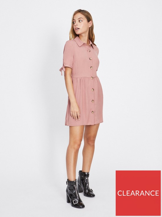 72ac6671528 Miss Selfridge Petite Shirt Dress