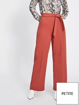 miss-selfridge-petite-wide-leg-trousernbsp