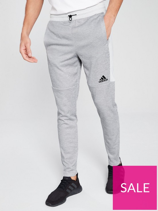 42d527d0ae0 adidas Team Issue Track Pants - Grey | very.co.uk