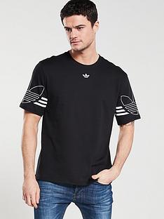 adidas-originals-outline-t-shirt-black