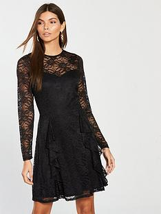 v-by-very-lace-dress-black