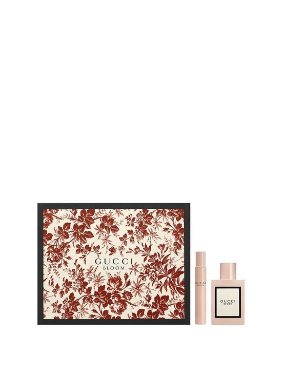 3f87f729191 Gucci Bloom 50ml EDP and 7.4ml EDP Rollerball Gift Set | very.co.uk