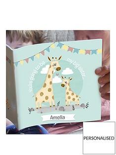 personalised-big-sisterbig-brother-book