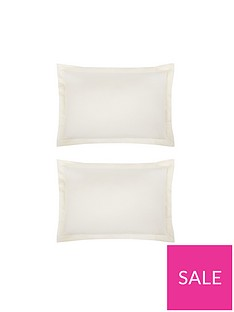 everyday-collection-pure-cotton-oxford-pillowcase-pair