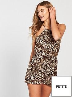 ax-paris-petite-petite-printed-high-neck-playsuitnbsp--leopard