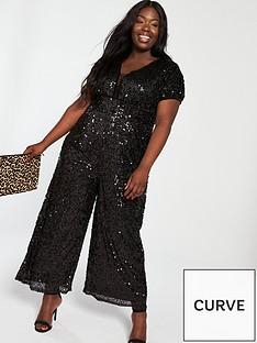little-mistress-curve-curve-sequin-jumpsuit-blacknbsp