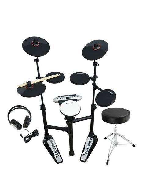 carlsbro-compact-electronic-drum-kit-bundle-with-free-online-music-lessons