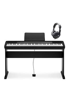 casio-casio-cdp-130-digital-piano-with-stand-and-headphones-with-free-online-music-lessons