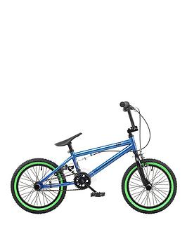Rooster Rooster R-Core 9 Inch Frame 16 Inch Wheel Bmx Bike Blue