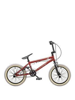 Rooster Rooster R-Core 9 Inch Frame 16 Inch Wheel Bmx Bike Red