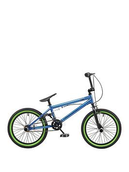 Rooster Rooster R-Core 9.5 Inch Frame 18 Inch Wheel Bmx Bike Blue