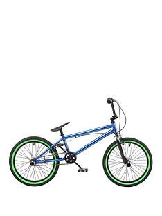 Rooster Rooster R-Core 9.75 Inch Frame 20 Inch Wheel BMX Bike Blue