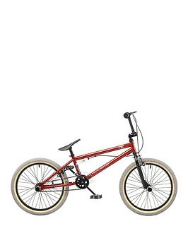 Rooster Rooster R-Core 9.75 Inch Frame 20 Inch Wheel Bmx Bike Red