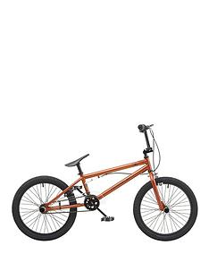 Rooster Rooster Core 9.75 Inch Frame 20 Inch Wheel BMX Bike Matte Copper