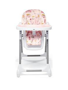 Mamas & Papas Mamas & Papas Snax Highchair- Circus Pink