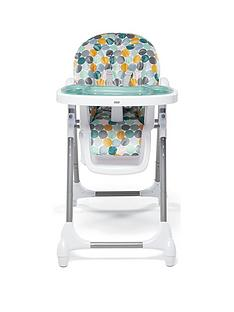 Mamas & Papas Snax Highchair- Multi spot
