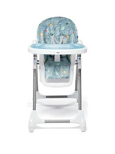 Mamas & Papas Mamas & Papas Snax Highchair- Space Robots