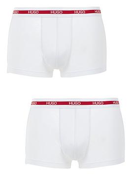 hugo-mens-2-pack-twin-boxer-shortsnbsp--white