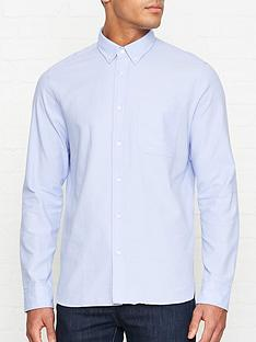 hugo-ermann-oxford-shirt-light-blue