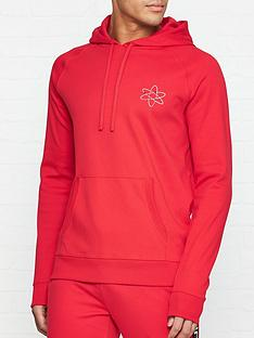 hugo-darti-overhead-hoodie-red