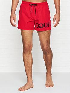 hugo-martinique-reverse-logo-swim-shortsnbsp--red