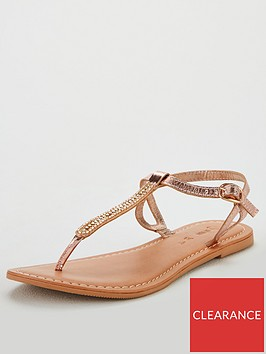 v-by-very-harmony-leather-embellished-toe-post-sandals-rose-gold-metallic
