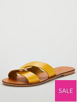 v-by-very-harper-leather-twist-mule-sandal