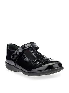 start-rite-poppy-younger-girls-patent-strap-school-shoes-black