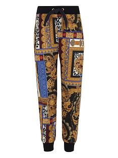 river-island-girls-baroque-print-joggers-multi