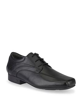 start-rite-times-lace-up-shoes-black