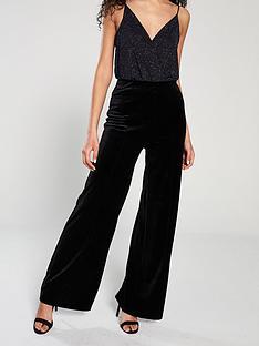 mango-velvet-wide-leg-trousers