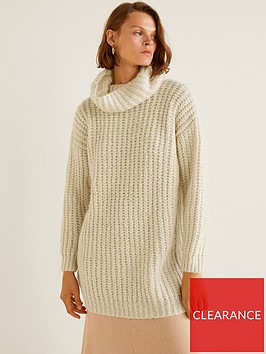 mango-roll-neck-knitted-jumper-creamnbsp