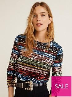 6df2ea8a913b50 Mango | Tops & t-shirts | Women | www.very.co.uk