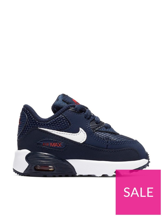 c4543defe6 Nike Air Max 90 Ltr Bt Infant Trainers | very.co.uk
