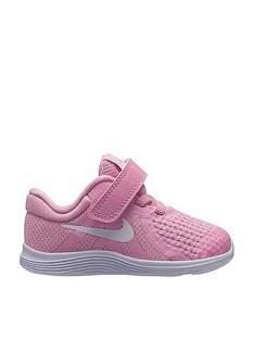 big sale 8c161 d178f Nike Revolution 4 Infant Trainers
