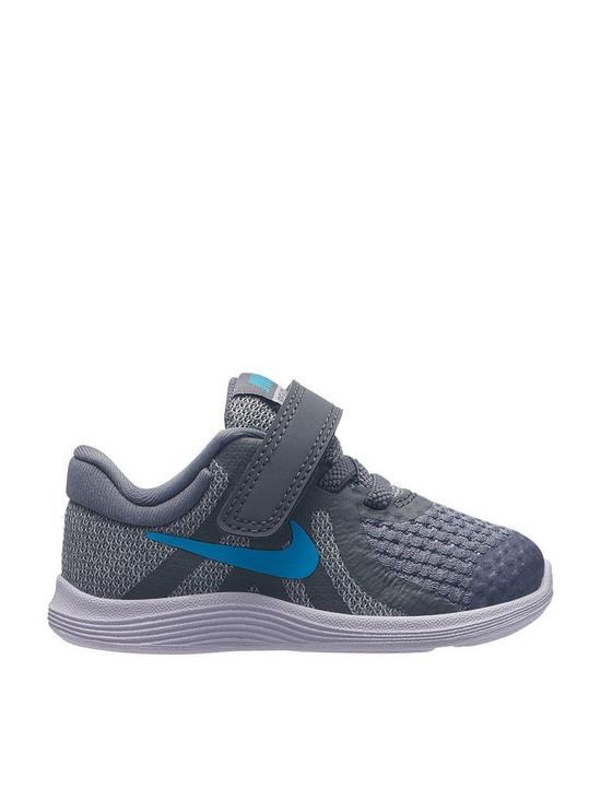 big sale e6751 ac622 Nike Revolution 4 Infant Trainers