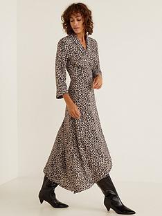 mango-leopard-wrap-over-dress