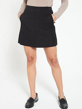 v-by-very-the-short-mini-black