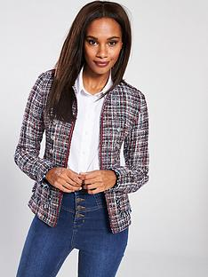 v-by-very-boucle-jacket-multi