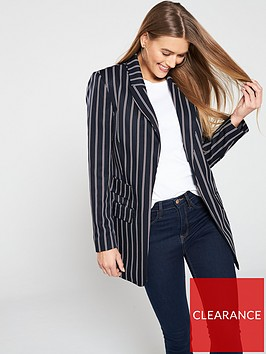 v-by-very-stripe-longline-workwear-jacket