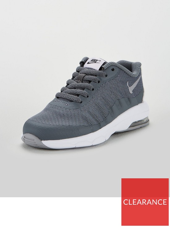 4c429c6d2e Nike Air Max Invigor Childrens Trainers - Grey | very.co.uk