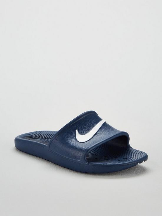 5d8d80027d2a7f Nike Kawa Junior Sliders