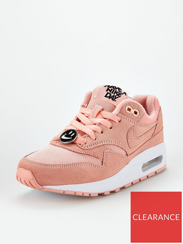 Nike Air Max 1 Sd Cheap Uk,Womens Lifestyle Shoes White Pink