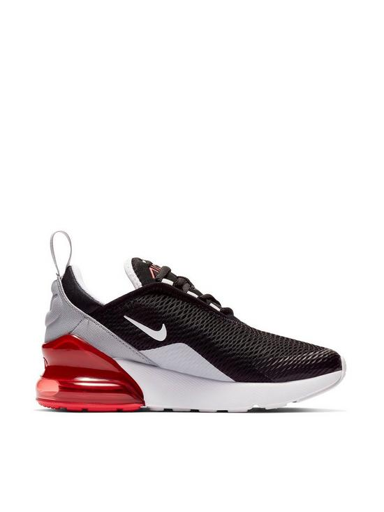 c2aad6a78473 Nike Air Max 270 Bg Childrens Trainers