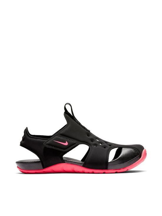 04bd39f9db Nike Sunray Protect Childrens Sandal | very.co.uk