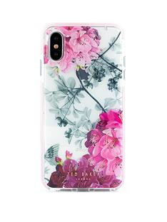 ted-baker-ted-baker-anti-shock-case-iphone-xs-oled-babylon-nickel