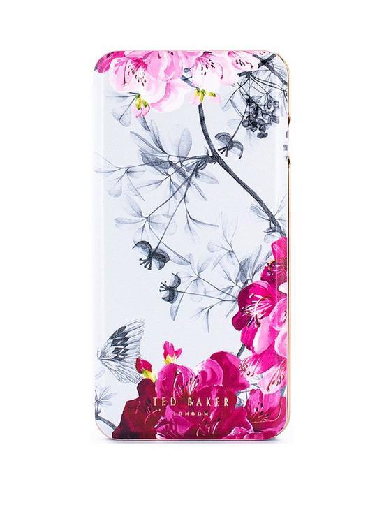 online store b1291 c8077 Ted Baker Folio Case iPhone 7/8 Plus - BABYLON